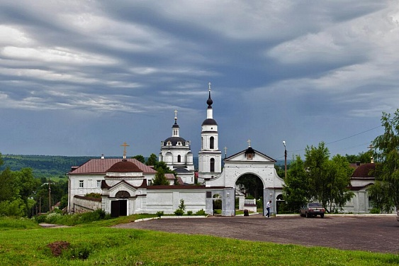 Το αγαπημένο μας μοναστήρι