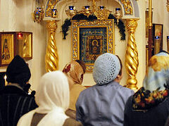 In the House of the Mother of God