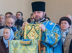 Liturgical life resumes in church at St. Petersburg's St. Alexander Nevsky Lavra after 90 years