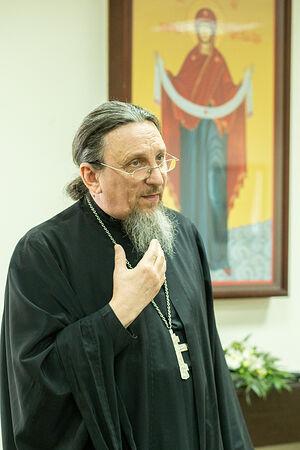 Отец Вячеслав Москалев