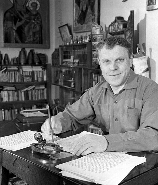 Владимир Солоухин