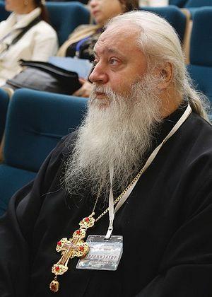 Ο πρωθιερέας Σέργιος Φιλιμόνοβ