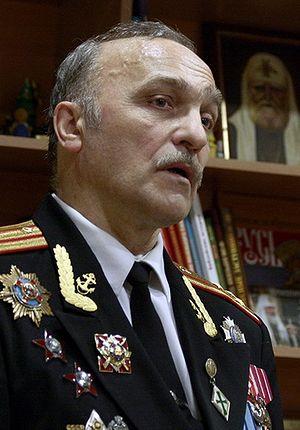Ο Σέργιος Σεμιόνοβιτς Σεστοπάλοβ