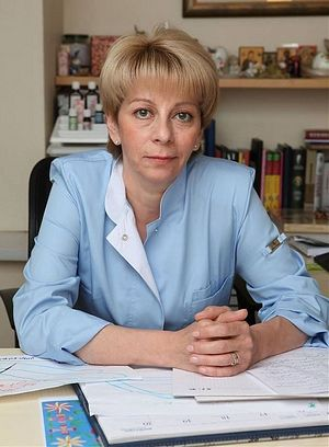Η Ελιζαβέτα Πετρόβνα Γκλίνκα
