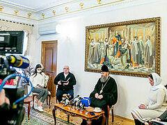 Управляющий делами Украинской Православной Церкви: Мы надеемся встретить Пасху и услышать самые главные слова «Христос воскресе!» в храмах