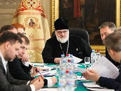 В Санкт-Петербурге прошло заседание рабочей группы регионального оргкомитета по подготовке к празднованию 800-летия со дня рождения благоверного Александра Невского