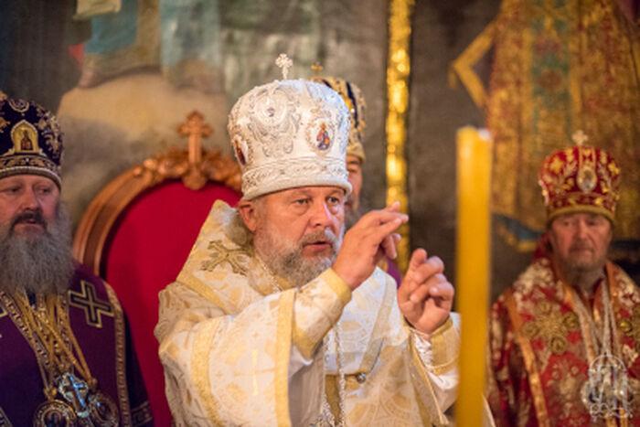 Епископ Ялтинский Нестор