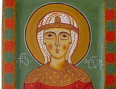 Great Martyr Barbara, Protectress from Sudden Death
