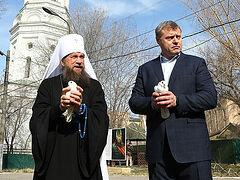 Annunciation Monastery in Astrakhan returned to Russian Church in time for patronal feast