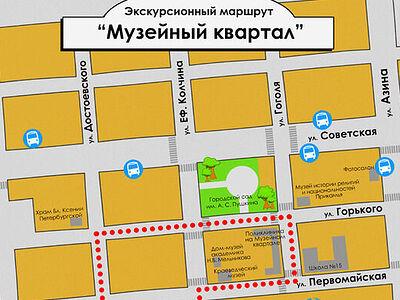 18 апреля сарапульцев и гостей города приглашают на бесплатную Народную экскурсию
