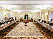 Священный Синод принял решение об образовании в Московской области пяти епархий и объединении их в Московскую митрополию