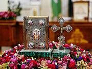 Святейший Патриарх Кирилл: Мы ни в коем случае не подвергаем сомнению целительную силу Святых Христовых Таин!