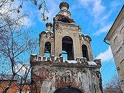 Старинная колокольня на Бауманской и комплекс Симонова монастыря: памятники архитектуры готовят к реставрации