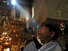 Letter from Bethlehem. Church of the Nativity in perilous state