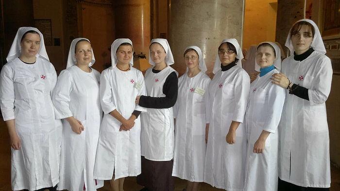 Училище сестер милосердия, 2012 г.