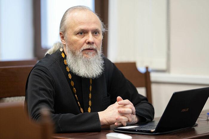Archpriest Vadim Leonov