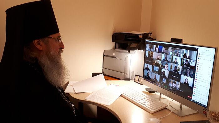 На совещании ответственных за информационную работу в ставропигиальных монастырях обсудили тему присутствия монашествующих в социальны