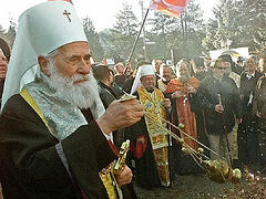 """""""Resist this evil"""": Head of Montenegrin schismatics decries protection of Orthodox holy sites"""