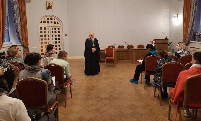 В Учебном центре московской больницы святителя Алексия открылись очные курсы по программе «Младшая медицинская сестра по уходу за больны