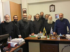 Greek clergy association protests early celebration of Pascha