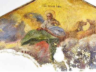 В центре Москвы отреставрировали храмовую живопись середины XIX века