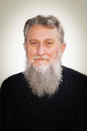 Священник Василий Михок