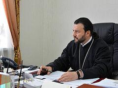 Βλαντικαυκάζ Λεωνίδας: «Η διακοπή της κοινωνίας μεταξύ των Πατριαρχείων μας, στενοχώρησε τους πάντες στην Ορθοδοξία»