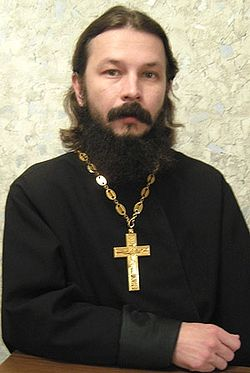 Ο Ιερέας Παύλος Γκουμέροφ