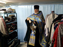 Russian Church opens 7 humanitarian centers in a month