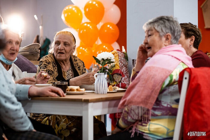 «Добродомик» в Челябинске заработал в полную силу