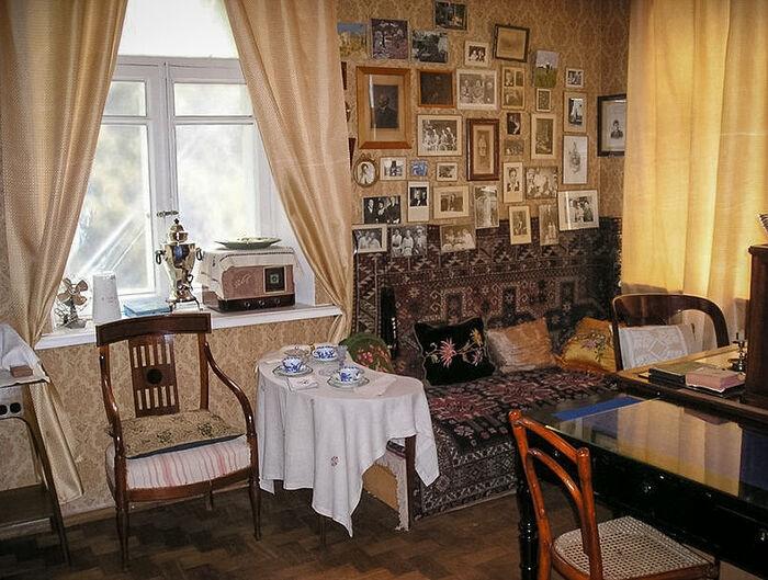 В доме-музее А.П. Чехова