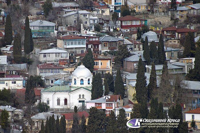 Храм великомученика Феодора Тирона в наши дни