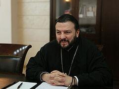 Интервью архиепископа Владикавказского и Аланского Леонида газете «Димократики тис Роду»