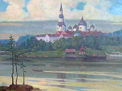 A Pilgrimage from Pukhtitsa to Valaam with Mother Barbara