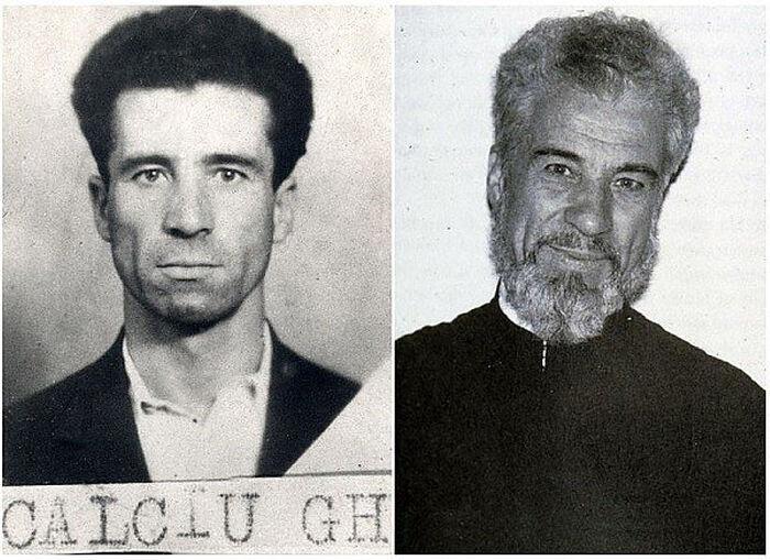 Священник Георгий Калчу