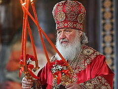 Paschal Message of Patriarch KIRILL of Moscow and All Russia to the Archpastors, Pastors, Deacons, Monastics and All the Faithful Children of the Russian Orthodox Church