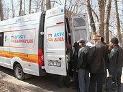 В Омске заработал «Автобус милосердия»