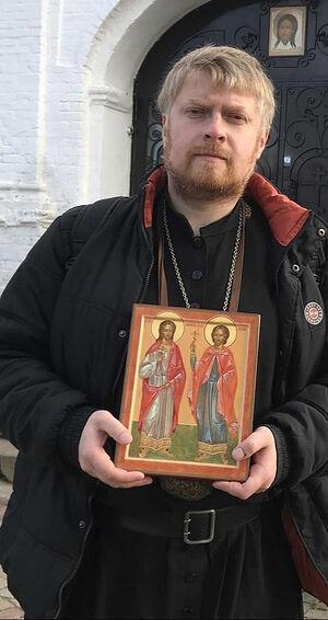 Иерей Антоний Мичурин