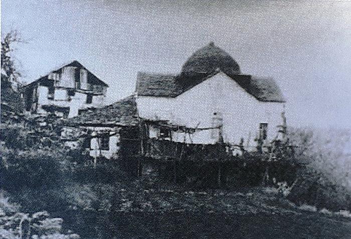 Келья св. Георгия Явленного