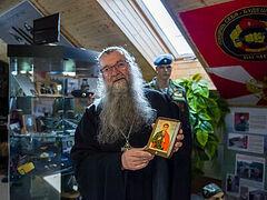 Протоиерей Александр Трушин: «У верующих военных особое понимание Бога»