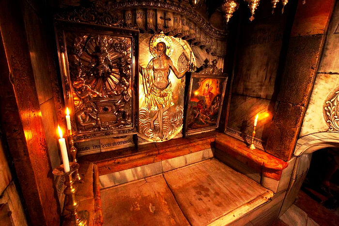 The Holy Sepulchre of the Lord