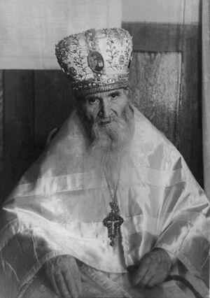 Holy Confessor Sebastian of Karaganda