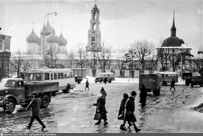 Троице-Сергиева Лавра, 1960-е годы