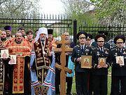 На территории Министерства обороны Республики Молдова построят мемориальный храм благоверного воеводы Стефана Великого