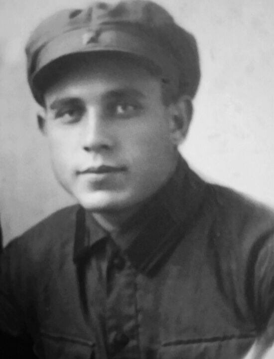 Владимир Давидович Кирилин