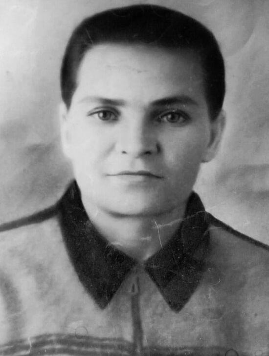 Мелания Федотовна Катриш