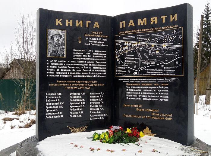 Мемориал «Книга Памяти»