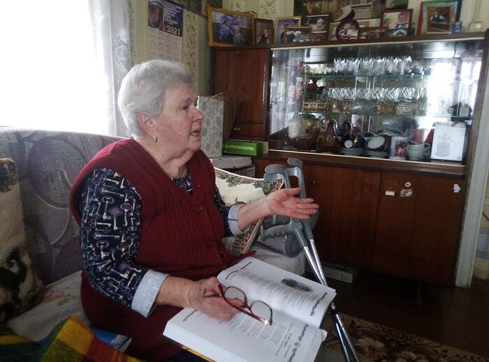 Нина Александровна Николаева