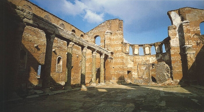 Студийский монастырь в наши дни