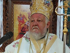 Bishop Chrysostomos of Mozambique reposes in the Lord